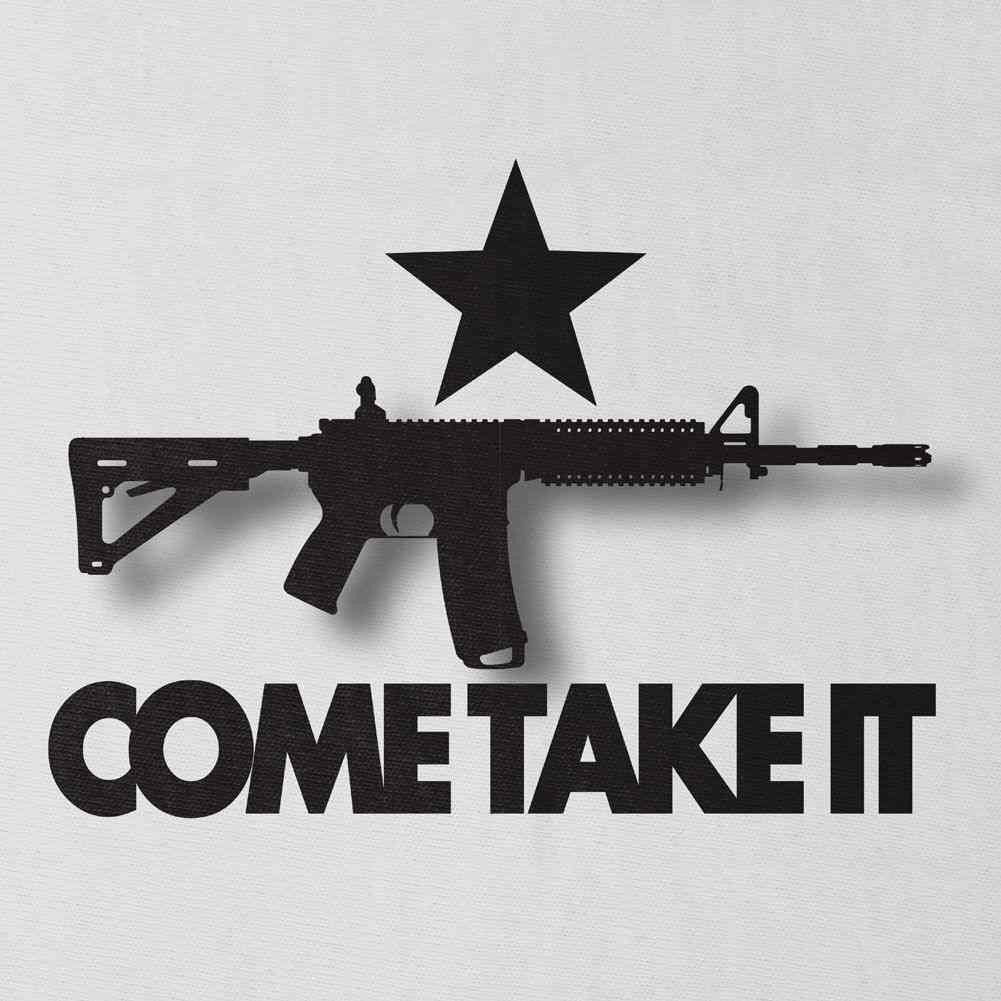 Come and Take It T-Shirt - White - Swatch