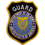 Department of the Army - Guard Class A Patch (Large)