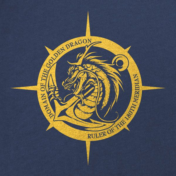 Domain of the Golden Dragon T-Shirt