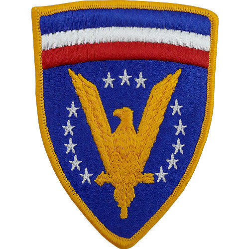 European Command Class A Patch