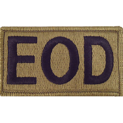Explosive Ordnance Disposal EOD MultiCam (OCP) Patch