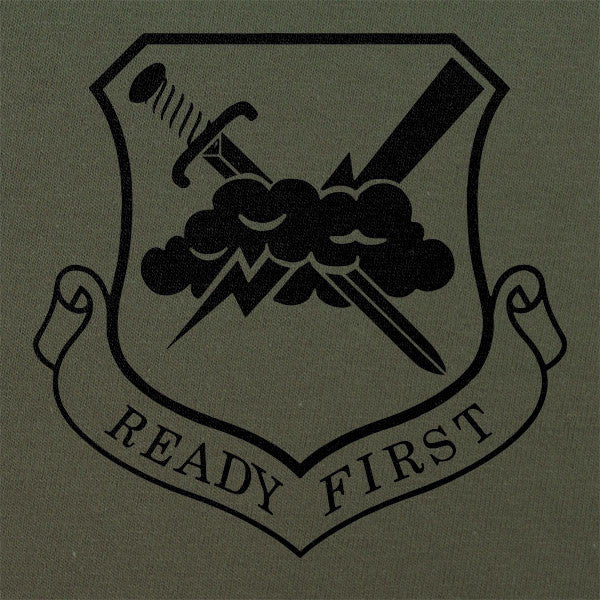 1st Air Support Subdued Patch T-Shirt
