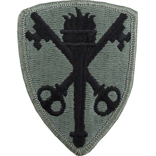 Foreign Intel Command ACU Patch