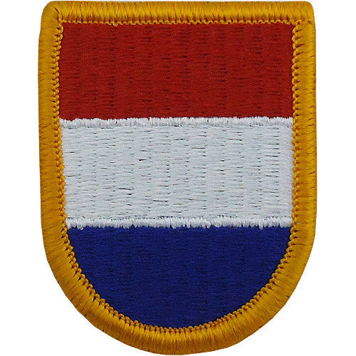 FORSCOM Beret Flash