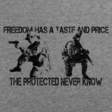 Freedom Has a Taste T-Shirt