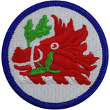 Georgia National Guard Class A Patch