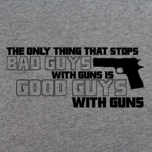 Good Guys with Guns T-Shirt
