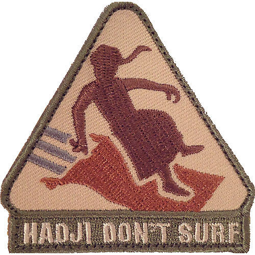 Hadji Don't Surf MultiCam (OCP) Patch