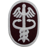 Health Services Command Class A Patch