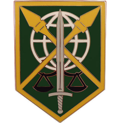 200th Military Police Command Combat Service Identification Badge
