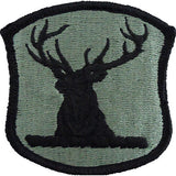 Idaho National Guard ACU Patch