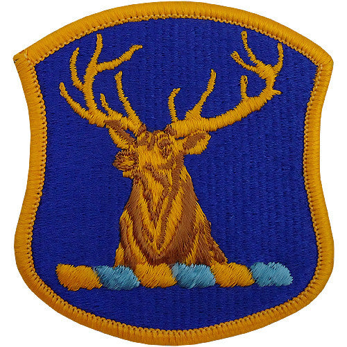 Idaho National Guard Class A Patch
