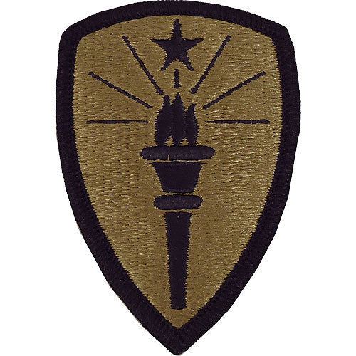Indiana National Guard MultiCam (OCP) Patch