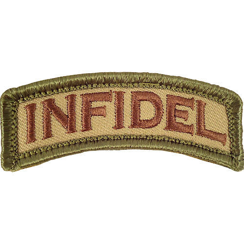 Infidel Tab MultiCam (OCP) Patch