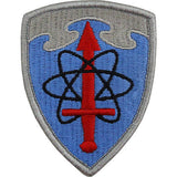 Intelligence Agency Class A Patch