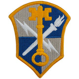 Intelligence / Security Command Class A Patch
