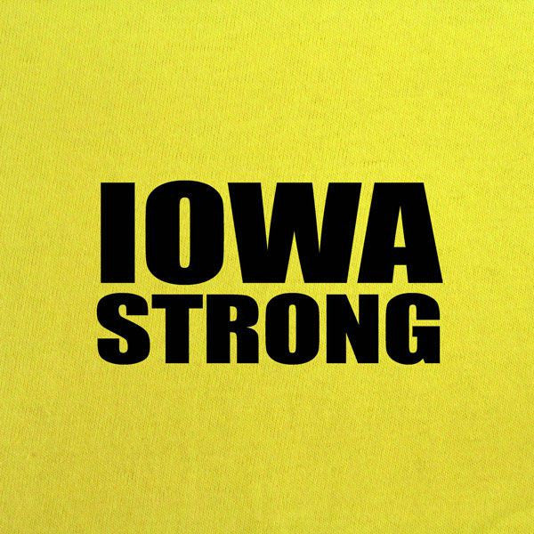 Original Iowa Strong University T-Shirt