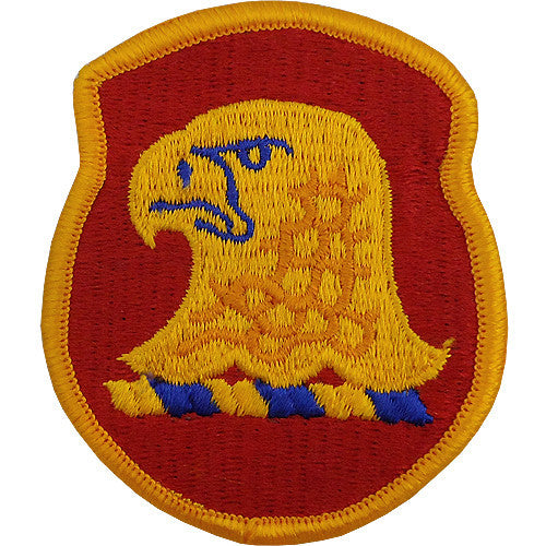 Iowa National Guard Class A Patch