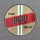 Retro Iraq Campaign Veteran T-Shirt