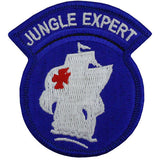 Jungle Expert Class A Patch