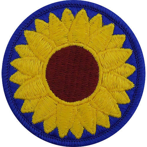 Kansas National Guard Class A Patch