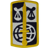 Legal Services Agency Class A Patch