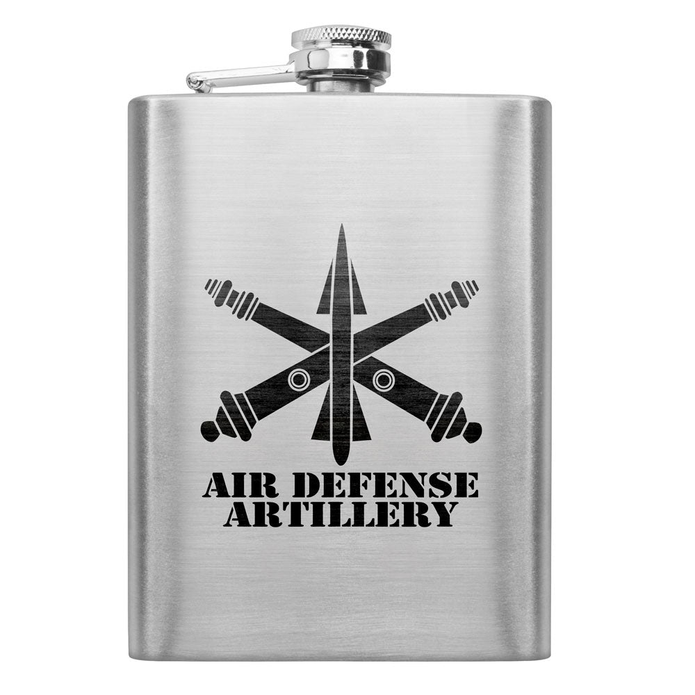 Army Branch 8 oz. Flasks