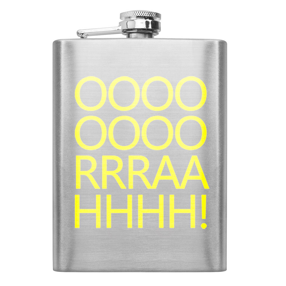 Army Battlecry 8 oz. Flask