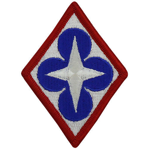 Logistics Center Class A Patch