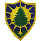 Maine National Guard Class A Patch