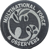 Multi-national Force and Observers ACU Patch