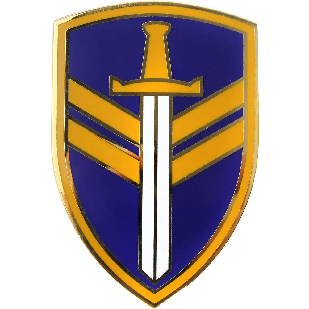 2nd Support Command Combat Service Identification Badge