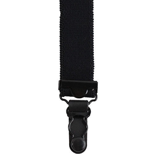 Dress Shirt Garter - Black