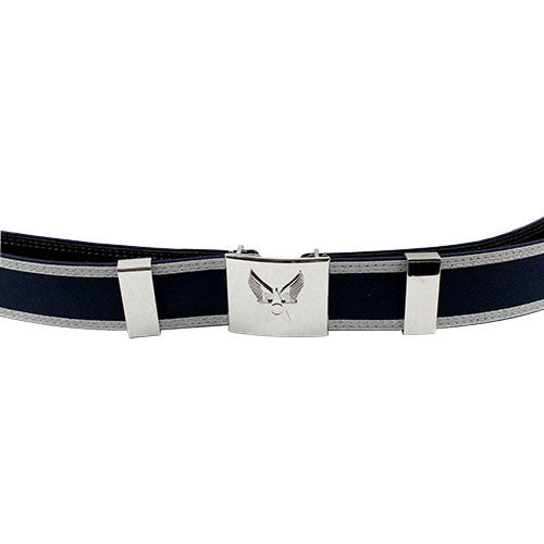 Air Force Dress Belt - Ceremonial With Hap Arnold Buckle