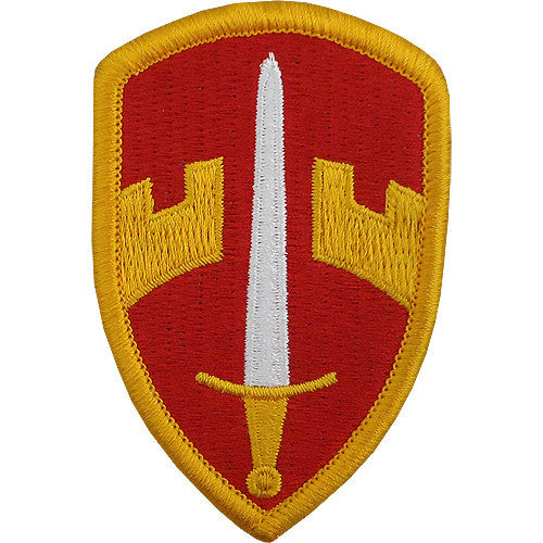 Military Assistance Command Vietnam (MAC V) Class A Patch