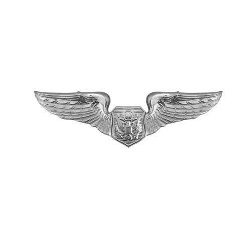 Air Force Miniature Aircrew Officer Badge - Basic