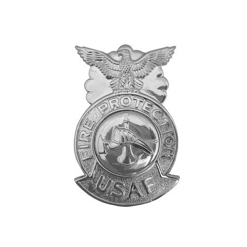 Air Force Miniature Firefighter Badge