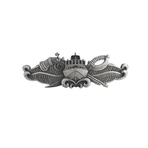 Navy Miniature Special Warfare Combatant-Craft Crewman (SWCC) Insignia