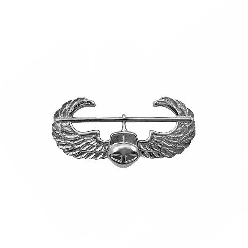 Army Miniature Air Assault Badge - Mirror Finish
