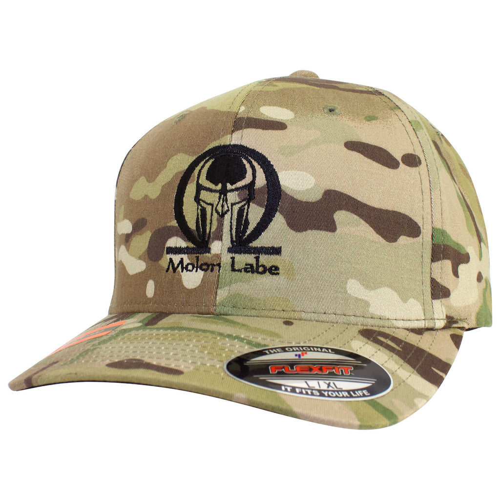 Molon Labe Multicam Flex Fit Cap