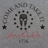 Molon Labe Come and Take it Seal T-Shirt