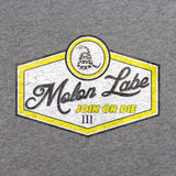 Retro Molon Labe Join or Die T-Shirt