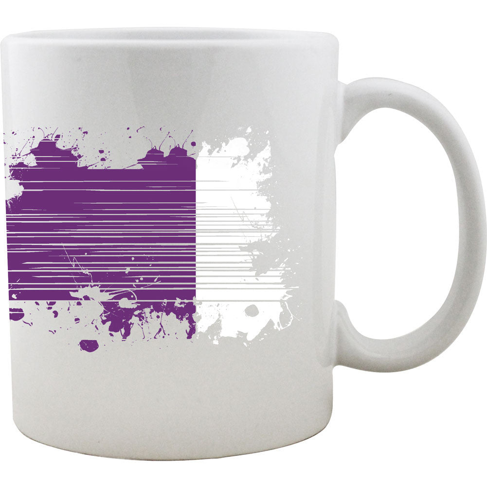Purple Heart Ribbon Mug