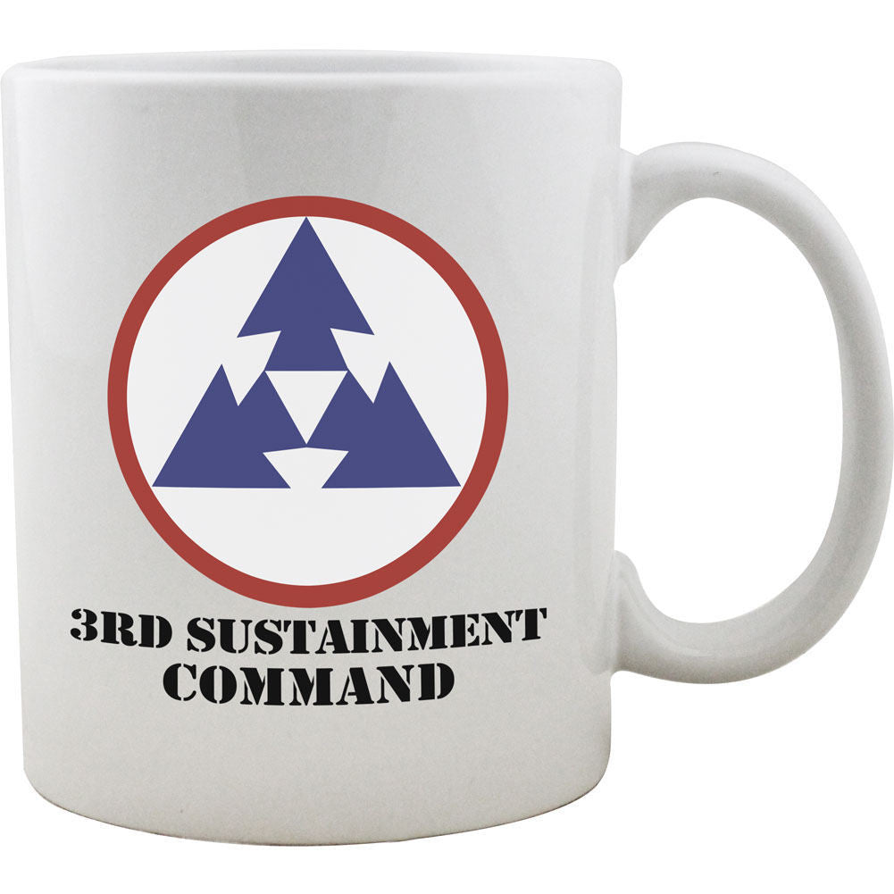 3rd Sustainment Command Mug