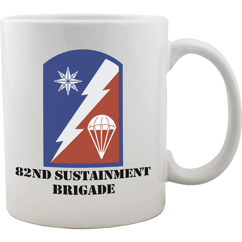 82nd Sustainment Brigade Mug