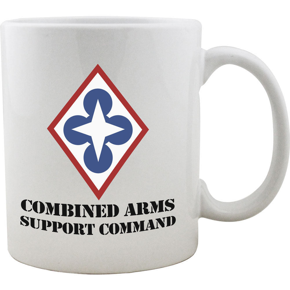 Combined Arms Support Command Mug