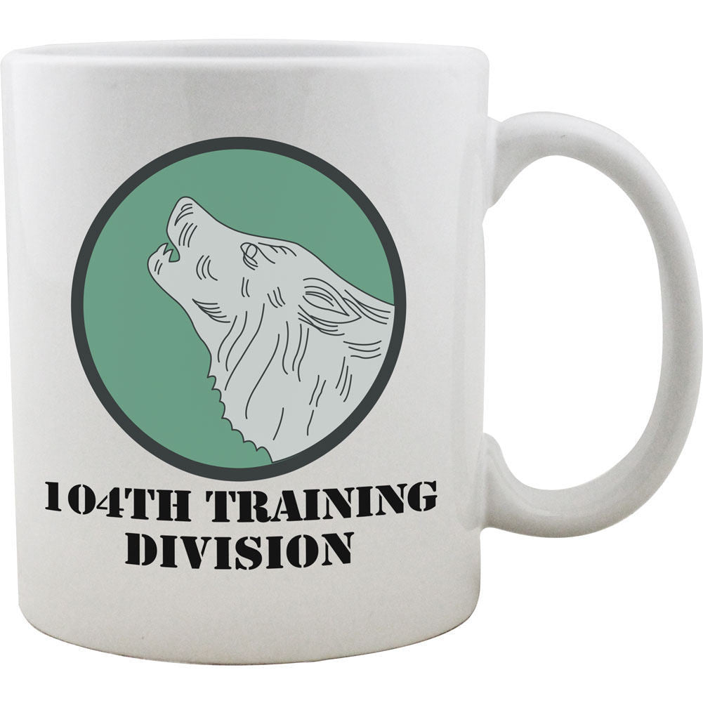 104th Training Division Mug