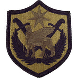 Multi-national Force Iraq MultiCam (OCP) Patch