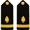Navy Hard Shoulder Board - Ensign Medical Service