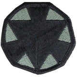 National Training Center ACU Patch